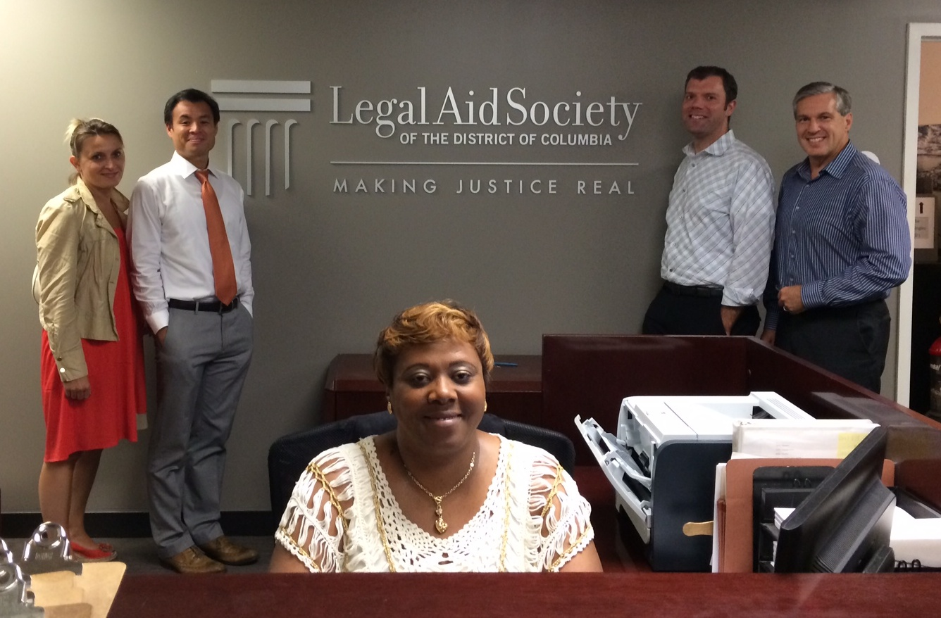 Legal Aid Office Makeover and Expansion   Making Justice Real