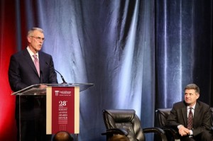 """We have to fight big national causes but we also have to fight in the trenches everyday to protect the rights of those in our community."" - Donald B. Verrilli, Jr., 2017 Servant of Justice Honoree"