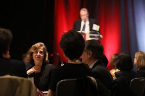 The Honorable Julie Becker, D.C. Superior Court, at the Servant of Justice Awards Dinner
