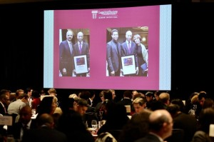 Legal Aid remembers Tom Williamson, 2016 Servant of Justice Honoree, at the dinner